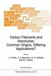Carbon Filaments and Nanotubes: Common Origins, Differing Applications?