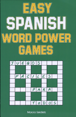 Easy Spanish Word Power Games