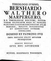 De Appellatione In Cavsis Criminalibvs Ex Ivribvs Romano, Canonico, Germanicis