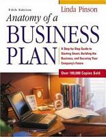 Anatomy of a Business Plan PDF