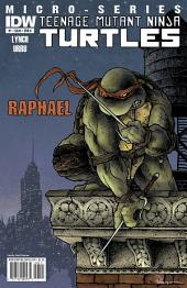 Teenage Mutant Ninja Turtles Microseries #1: Raphael