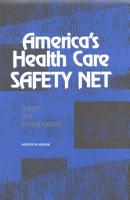 America s Health Care Safety Net PDF