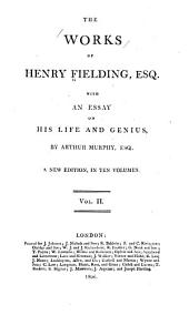 The Works of Henry Fielding, Esq: Plays