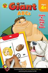 The Giant: ABCs Activity Book, Ages 4 - 5