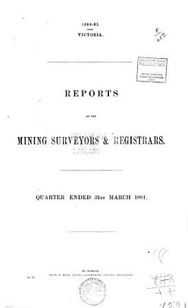 Quarterly Reports PDF
