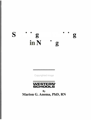 Surviving and Thriving in Nursing