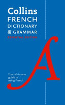 Collins French Dictionary and Grammar PDF