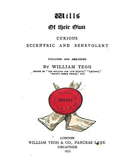 Wills of Their Own PDF