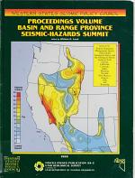 Proceedings Volume  Basin and Range Province Seismic Hazards Summit PDF