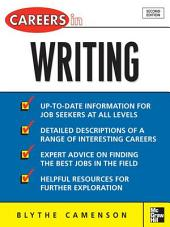 Careers in Writing: Edition 2