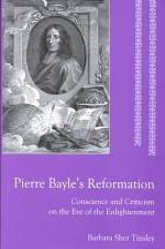 Pierre Bayle's Reformation
