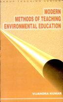 Modern Methods of Teaching Environmental Education