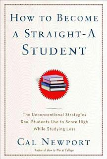 How to Become a Straight A Student Book