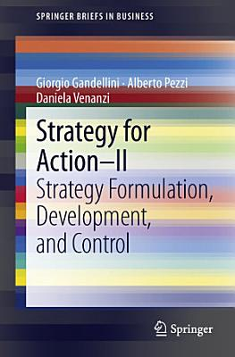 Strategy for Action     II