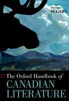 The Oxford Handbook of Canadian Literature PDF