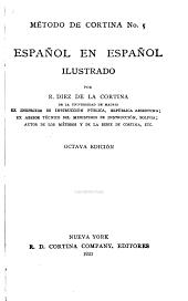 Español en español ilustrado