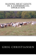 Raising Meat Goats in a Commercial Operation PDF