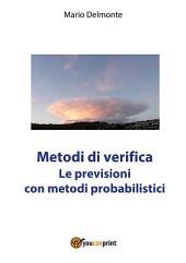Metodi di verifica del modello ECMWF
