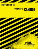 CliffsNotes on Voltaire s Candide PDF