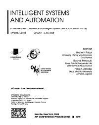 Intelligent Systems and Automation PDF