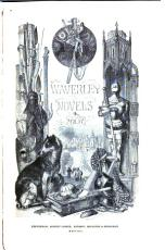 Waverly Novels  The bride of Lammermoor  A legend of Montrose  Ivanhoe PDF