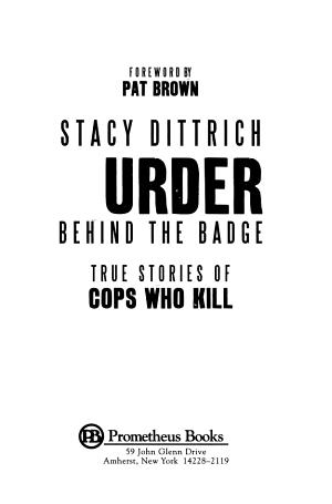 Murder Behind the Badge