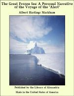The Great Frozen Sea: A Personal Narrative of the Voyage of the