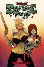 Zombie Tramp #TPB: Pimps, Ho's and Hocus Pocus