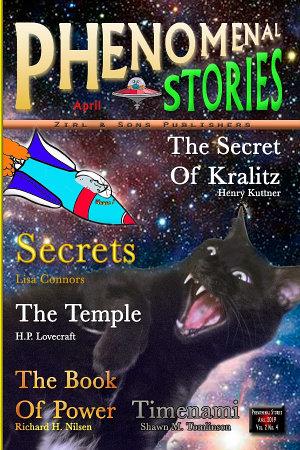 Phenomenal Stories  Vol  2  No  4