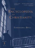The Encyclodedia of Christianity PDF