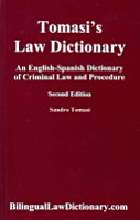 Tomasi s Law Dictionary PDF