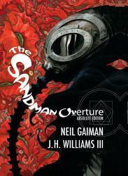 Absolute Sandman Overture Book PDF