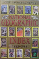 National Geographic Index  1888 1988 PDF