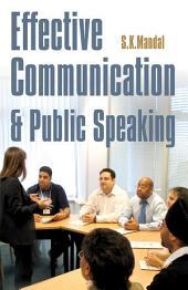 Effective Communication & Public Speaking