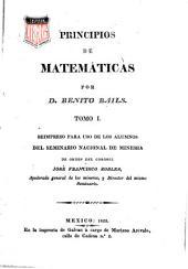 Principios de matemáticas: Volumen 1