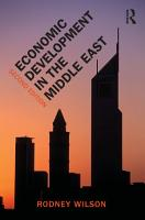 Economic Development in the Middle East PDF