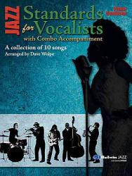 Jazz Standards For Vocalist Book PDF