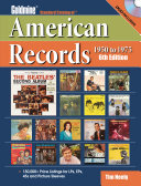 Goldmine Standard Catalog Of American Records  1950 1975 PDF