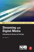 Streaming and Digital Media PDF