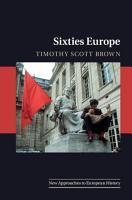 Sixties Europe PDF