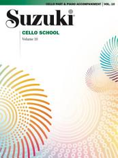 Suzuki Cello School - Volume 10