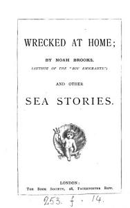 Wrecked at home     and other sea stories PDF
