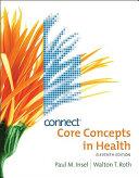 Connect Core Concepts In Health Book PDF