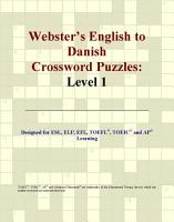 Webster s English to Danish Crossword Puzzles PDF