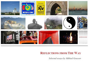 Reflections from The Way PDF