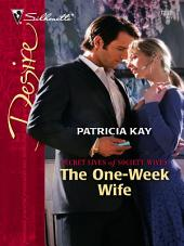 The One-Week Wife
