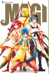 Magi: The Labyrinth of Magic, Vol. 11: The Labyrinth of Magic