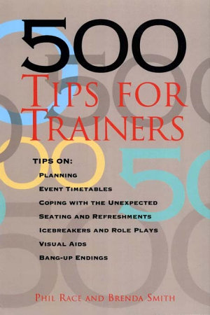 500 Tips for Trainers