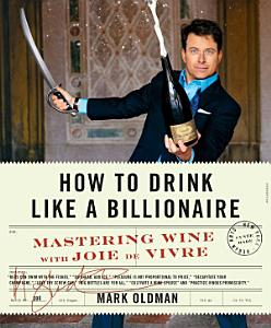 How to Drink Like a Billionaire Book