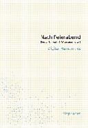 Nach Feierabend 2013 PDF